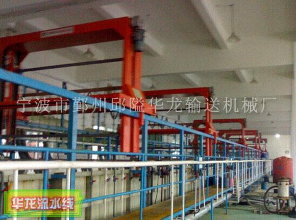 自动电镀生产线