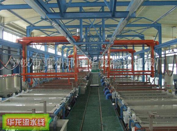 青岛电镀生产线