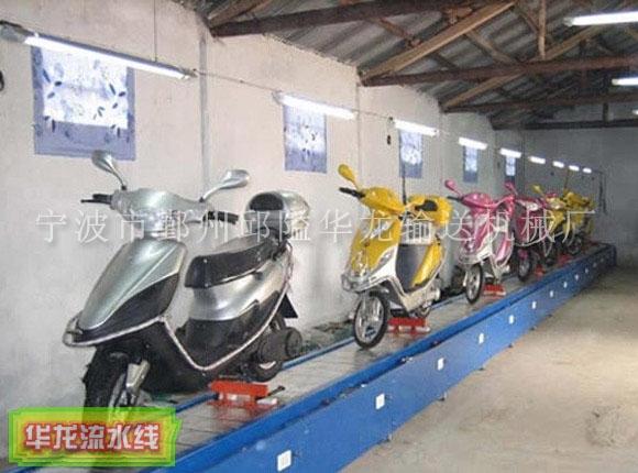 青岛电动车生产线价格