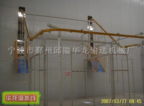 悬挂涂装线HL-07