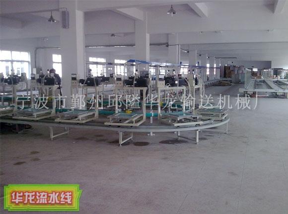 宁波饮水机总装线